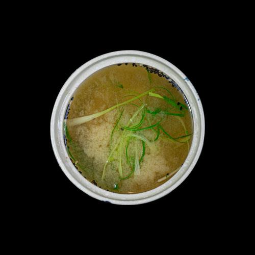 30 Miso Soup